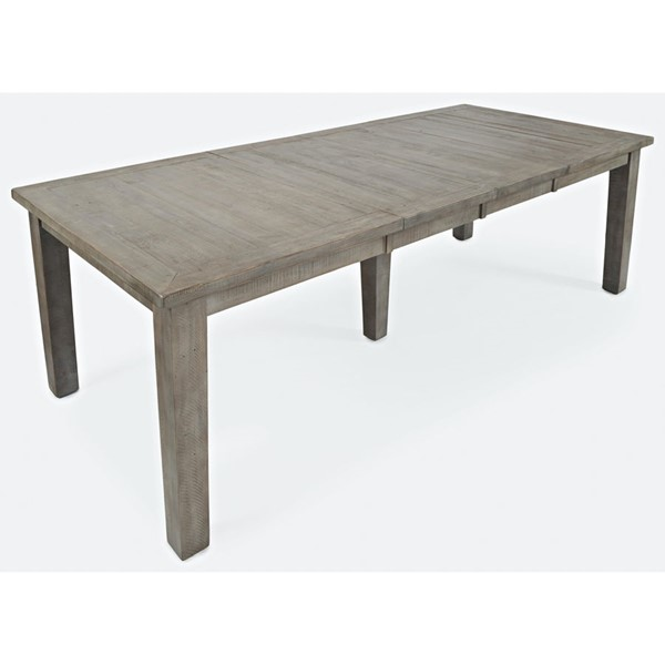 Jofran Furniture Outer Banks Driftwood Rectangle Dining Table JFN-1841-96