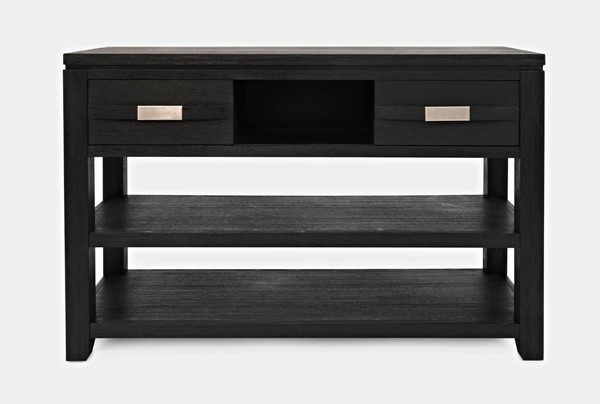Jofran Furniture Altamonte Dark Charcoal Sofa Table JFN-1850-4