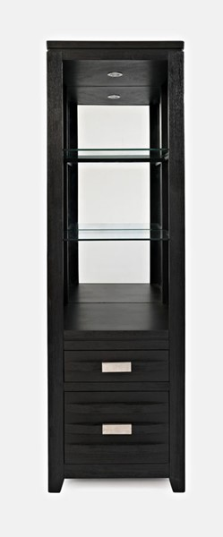 Jofran Furniture Altamonte Dark Charcoal 22 Inch Bookcase JFN-1852-22