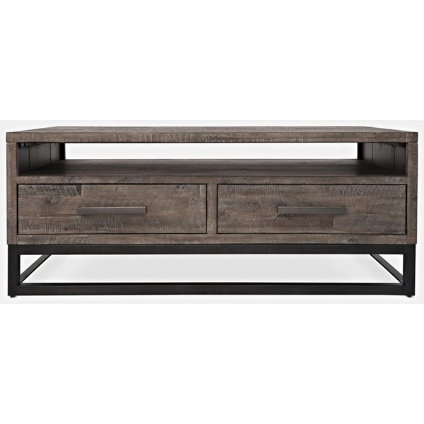 Jofran Furniture East Hampton Distressed Cocktail Table JFN-1860-1