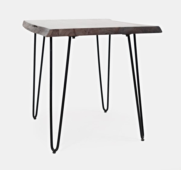 Jofran Furniture Natures Edge Slate 24 Inch Square End Table JFN-1980-3