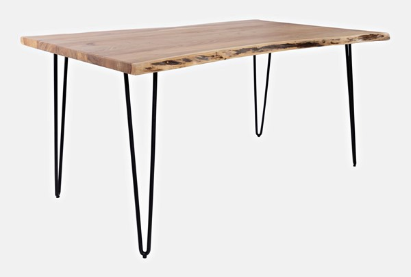 Jofran Furniture Natures Edge Natural 60 Inch Dining Table JFN-1985-60