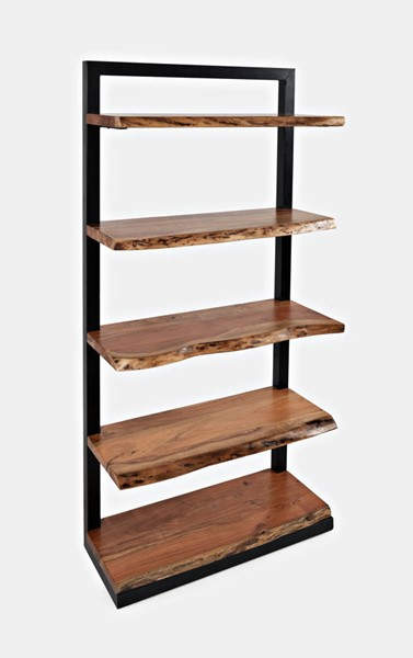 Jofran Furniture Natures Edge Natural 5 Shelf Bookcase JFN-1986-35