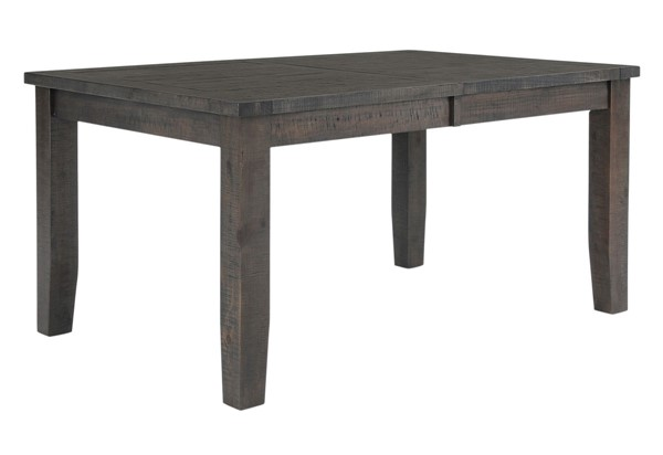 Jofran Furniture Willow Creek Solid Pine 78 Inch Extension Dining Table JFN-2021-78