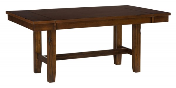 Plantation Casual Oak Wood Dining-To-Counter Height Table JFN-505-93