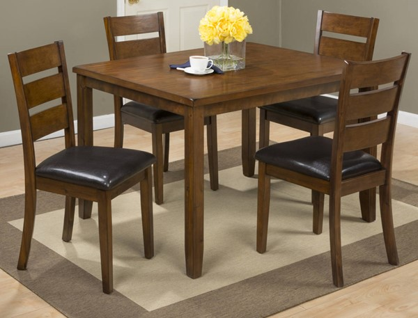 Jofran Furniture Plantation 5pc Dining Set JFN-591