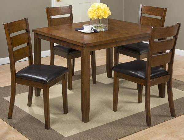 Jofran Furniture Plantation 5pc Dining Room Set JFN-591