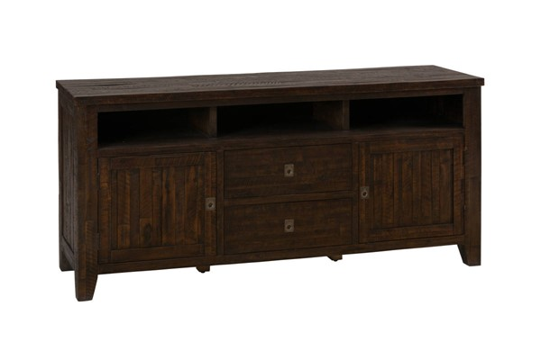 Jofran Furniture Kona Grove Deep Chocolate 70 Inch Media Unit JFN-706-70
