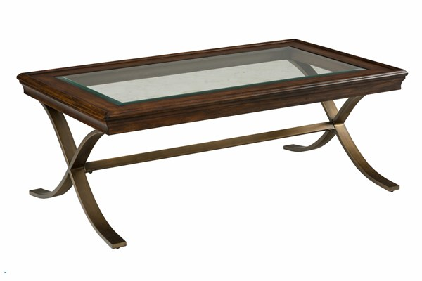 Jofran Furniture Ashland Chocolate Cocktail Table JFN-834-1