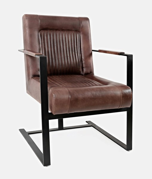 JoFran Maguire Sled Accent Chair   Item# 12321