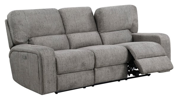 Kian USA Metro Stone Power Reclining Sofa KIAN-87-80-30P2