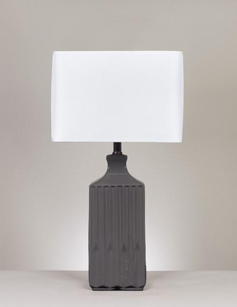 Contemporary Patience Ceramic 2 Table Lamps L121844