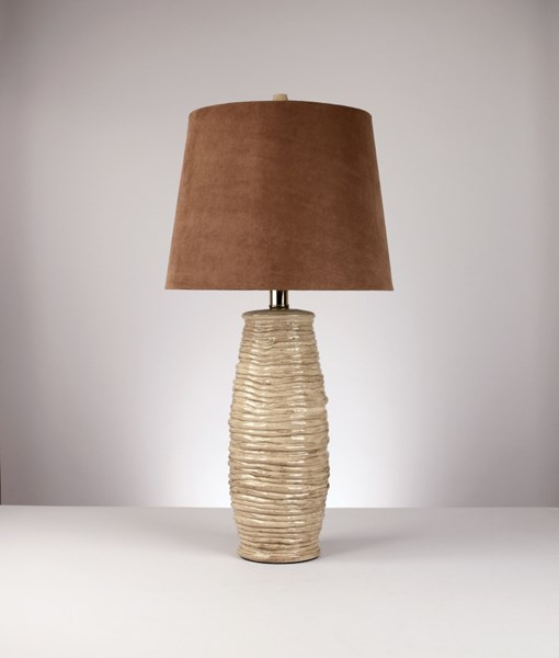 Contemporary Haldis Ceramic 2 Table Lamps L136534