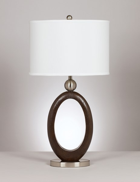 Metro Modern Meckenzie Poly 2 Table Lamps L419994