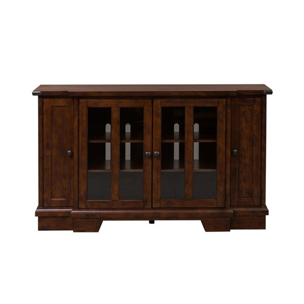 Liberty Cabin Fever Brown TV Console LBRT-121-TV60
