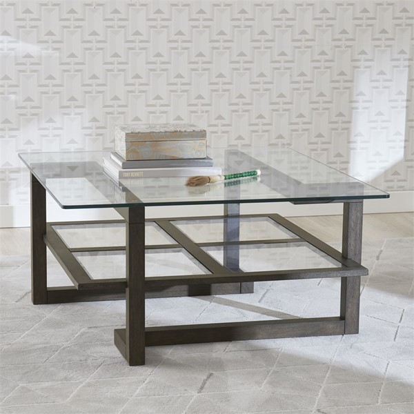 Liberty Calypso Square Cocktail Table LBRT-130-OT1010