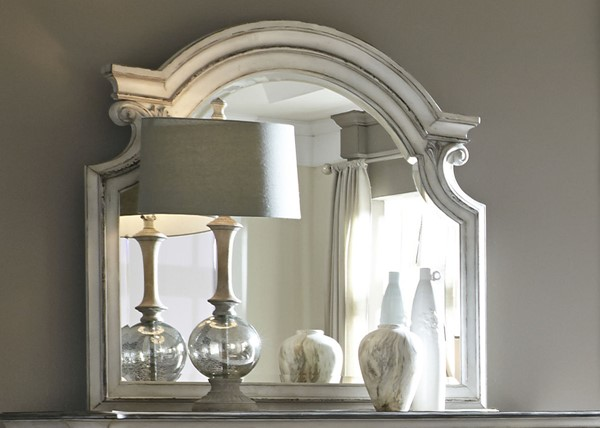 Liberty Magnolia Manor White Mirror LBRT-244-BR51
