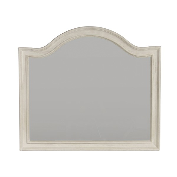 Liberty Bayside White Arched Mirror LBRT-249-BR51