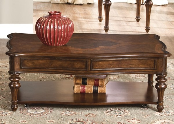 Liberty Andalusia Cherry Cocktail Table LBRT-259-OT1010