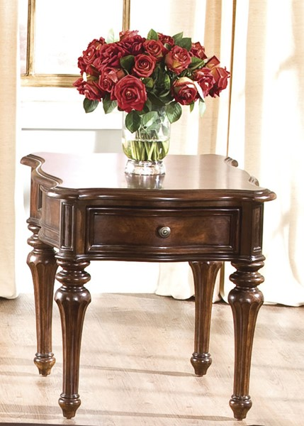 Liberty Andalusia Cherry End Table LBRT-259-OT1020