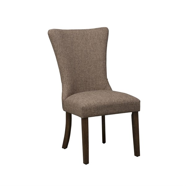 2 Liberty Havenbrook Upholstered Side Chairs LBRT-262-C6501S