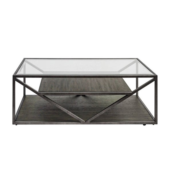 Liberty Arista Brown Cocktail Table LBRT-37-OT1010