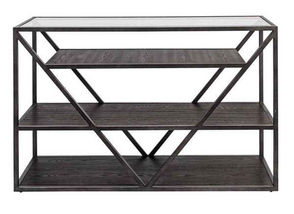 Liberty Arista Brown Sofa Table LBRT-37-OT1030