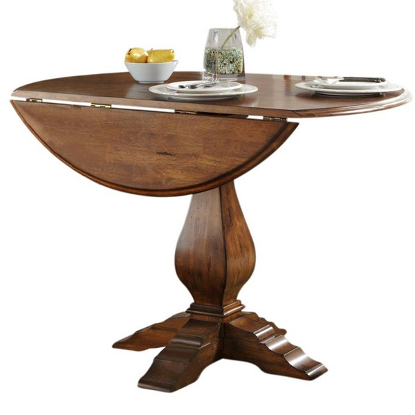 Liberty Creations II Tobacco Round Dining Table LBRT-38-4242-DT