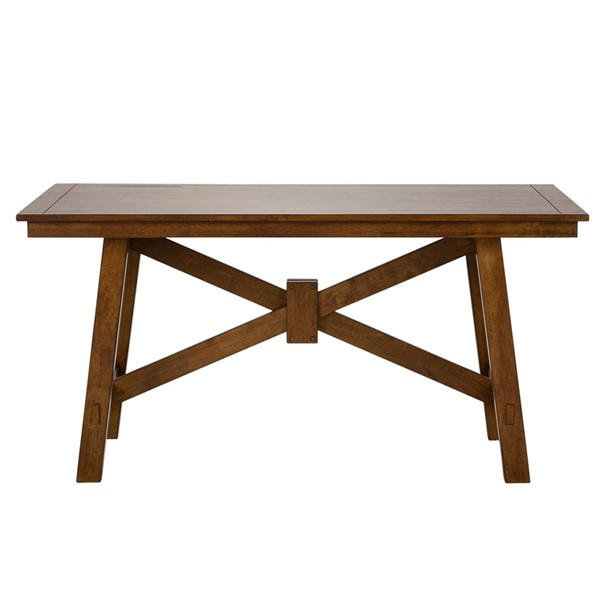 Liberty Creations II Tobacco Rectangle Dining Table LBRT-38-T3260