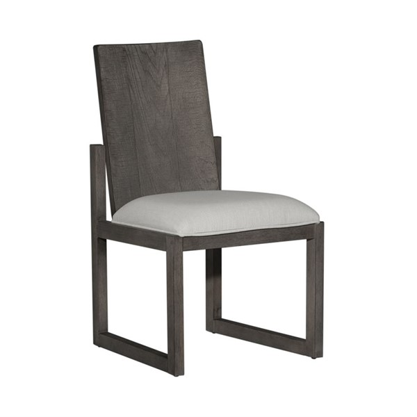 Liberty Modern Farmhouse Panel Back Side Chair LBRT-406-C1501S-CH-VAR
