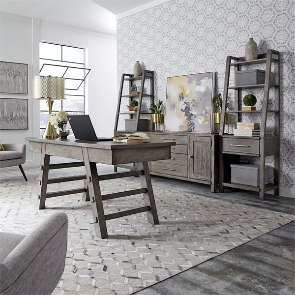 Liberty Modern Farmhouse Complete Desk LBRT-406-CDS-HOF-VAR