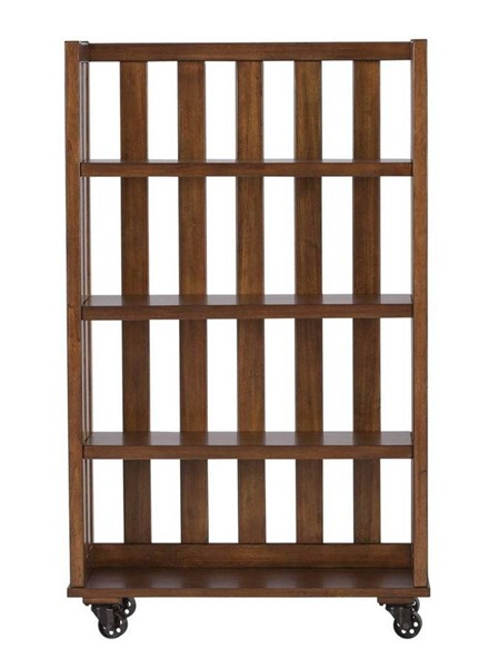 Liberty Arlington House Brown Bookcase LBRT-411-HO201