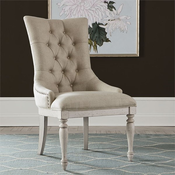 2 Liberty Abbey Road Side Chairs LBRT-455W-C6501S