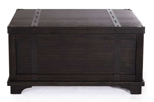 Liberty Aspen Skies Black Trunk Cocktail Table LBRT-516-OT1010