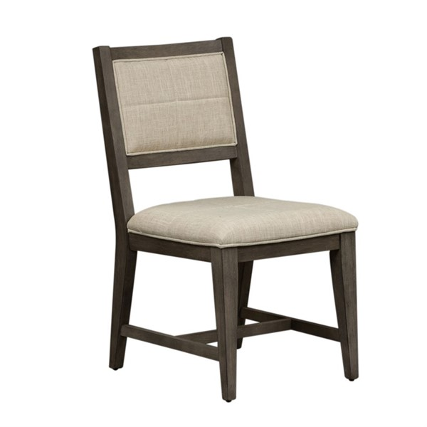 2 Liberty Crescent Creek Weathered Gray Side Chairs LBRT-530-C6501S