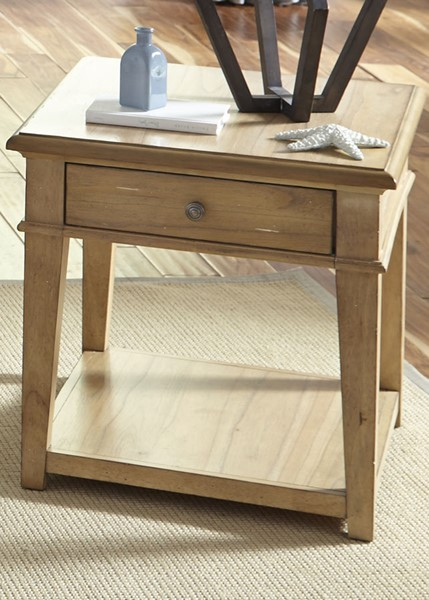 Liberty Harbor View Sand End Table LBRT-531-OT1020