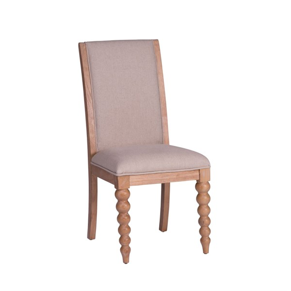 2 Liberty Harbor View Sand Upholstered Chairs LBRT-531-C6501