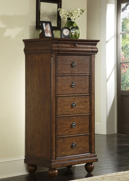 Liberty Rustic Traditions Cherry Lingerie Chest LBRT-589-BR46