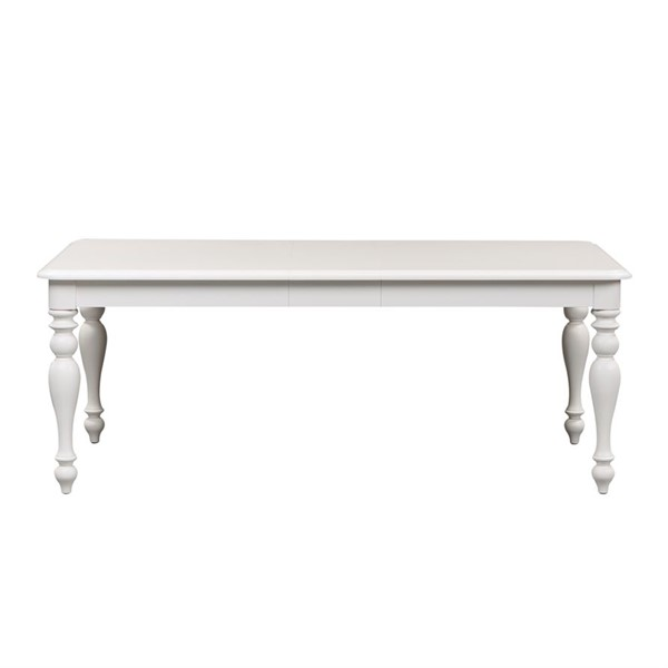 Liberty Summer House White Rectangle Table LBRT-607-T4078