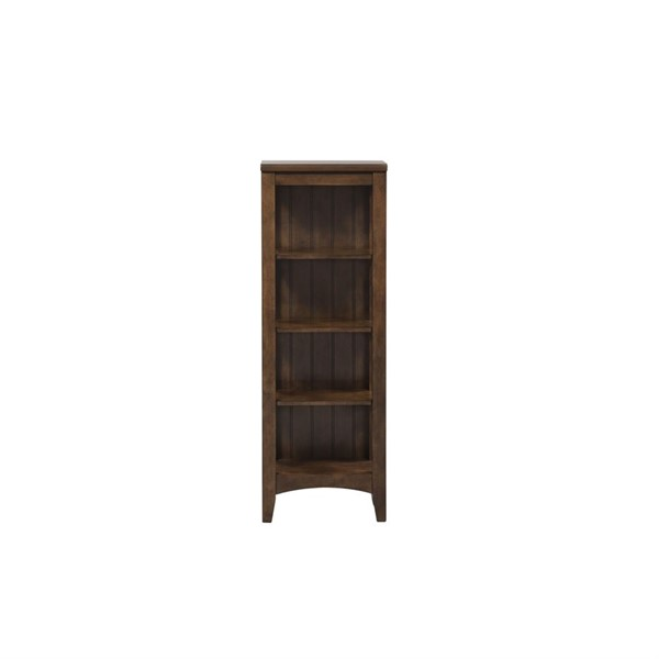 Liberty Chelsea Square Youth Tobacco Student Bookcase LBRT-628-BR201
