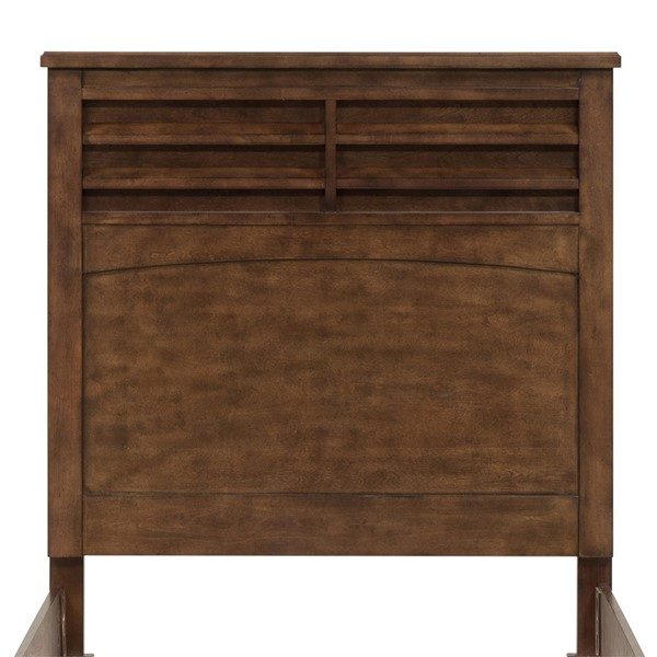 Liberty Chelsea Square Youth Tobacco Full Panel Headboard LBRT-628-BR12H
