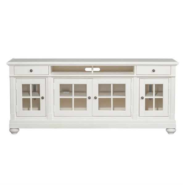 Liberty Harbor View Linen 74 Inch TV Stand LBRT-631-TV74