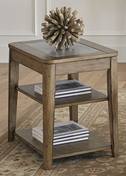 Liberty Weatherford Caramel Chair Side Table LBRT-645-OT1021