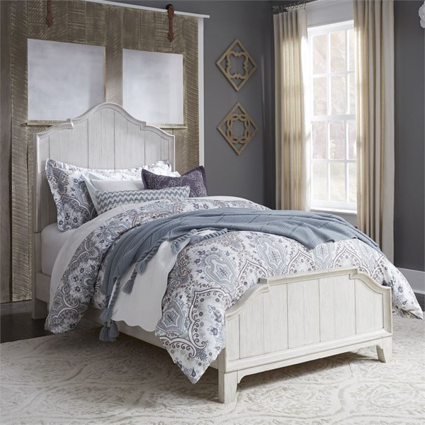 Liberty Farmhouse Reimagined Panel Bed LBRT-652-TF-KID-BED-VAR