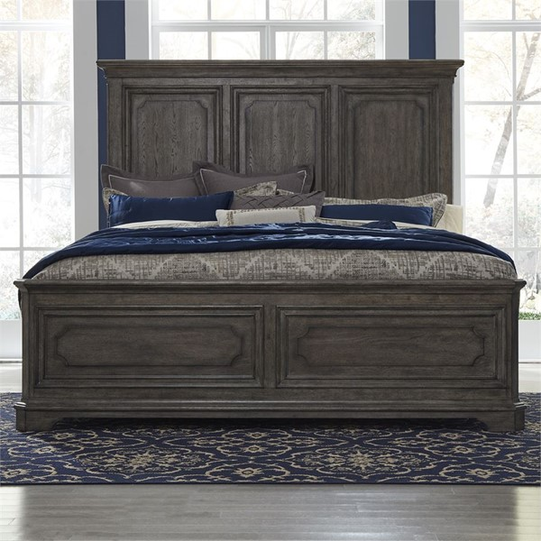 Liberty Townsend Place Panel Bed LBRT-653-QK-BED-VAR