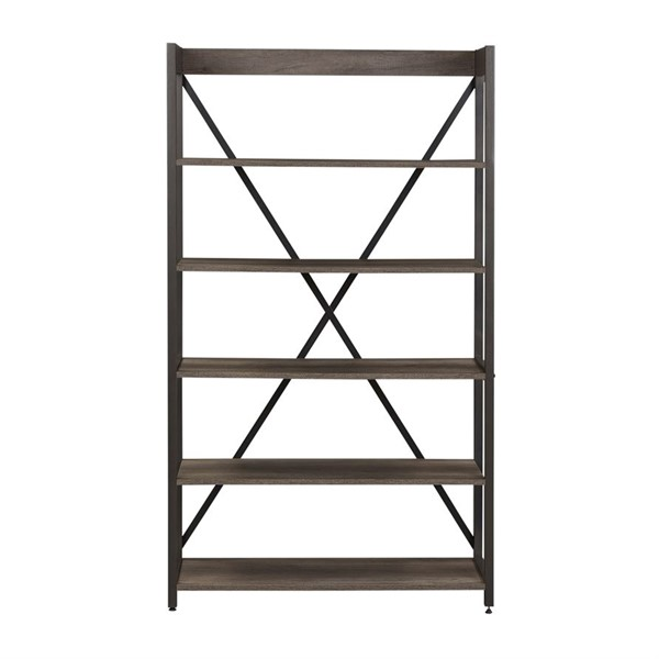 Liberty Tanners Creek Greystone Bookcase LBRT-686-HO201