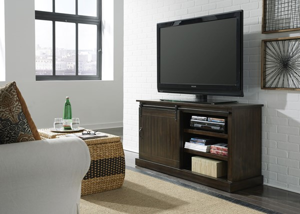 Liberty Appalachian Trails Brown 52 Inch TV Console LBRT-701-TV52