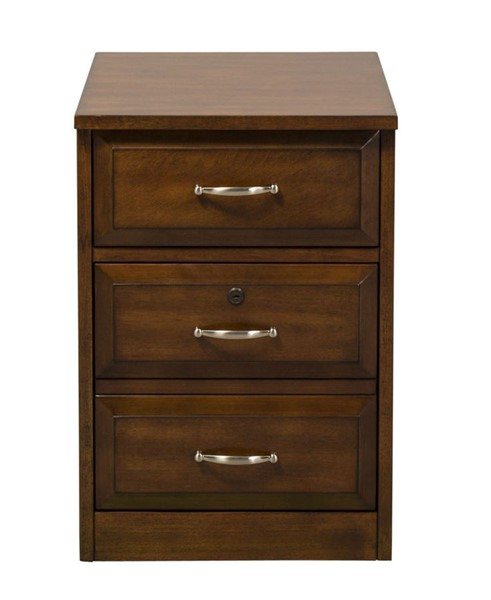 Liberty Hampton Bay Cherry Mobile File Cabinet LBRT-718-HO146