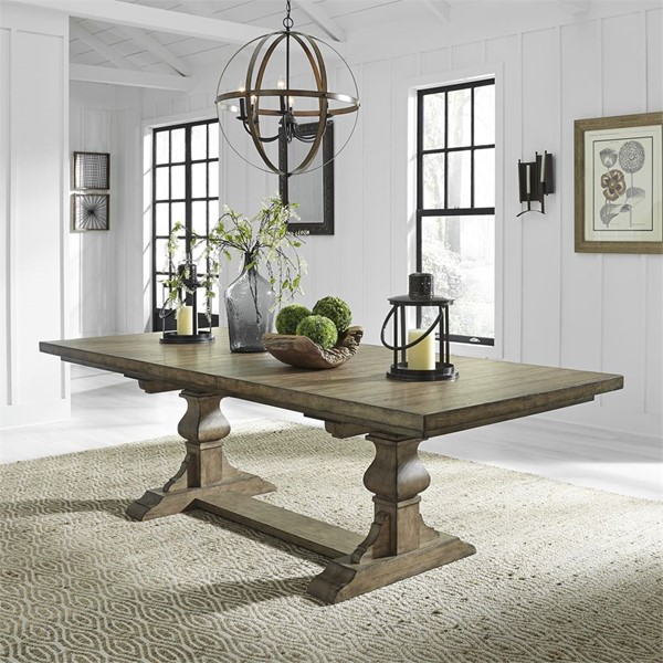 Liberty Harvest Home Trestle Table LBRT-779-4204-DT-VAR
