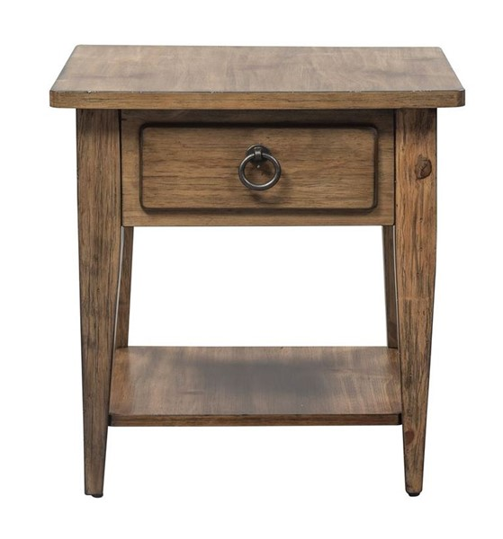Liberty Verona Valley Drawer End Table LBRT-788-OT1020